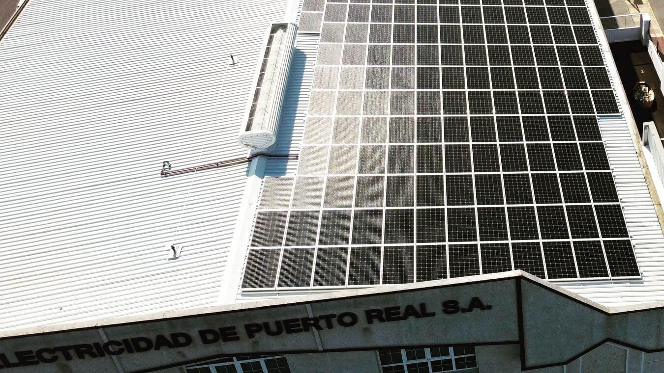 Eléctrica de Puerto Real (+66 kWp)