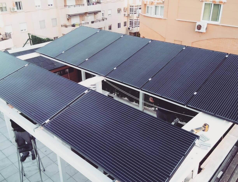 ¿Quién dice que no se puede llevar la fotovoltaica a las ciudades?