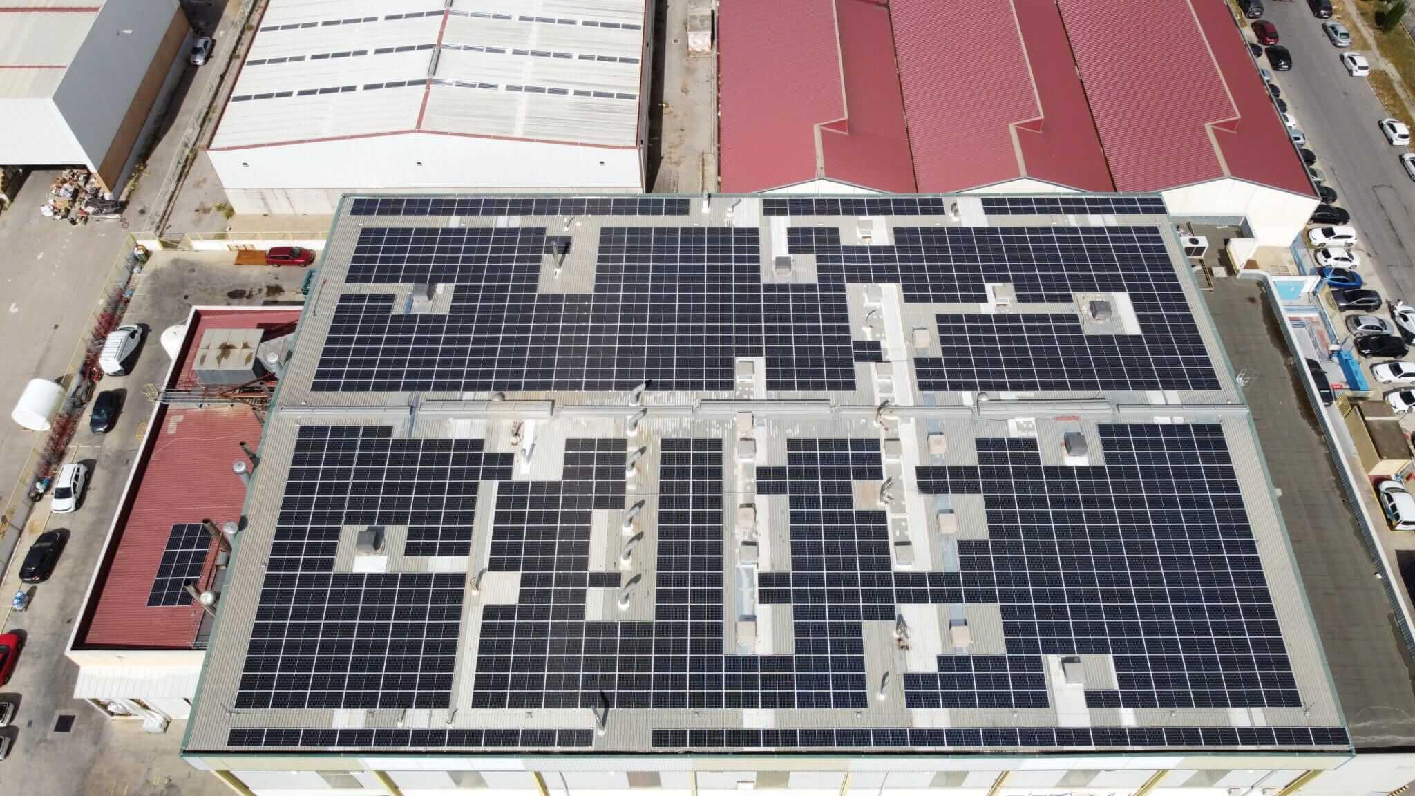 ILUNION (+415 kWp)