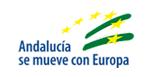 Logo Andalucía con Europa