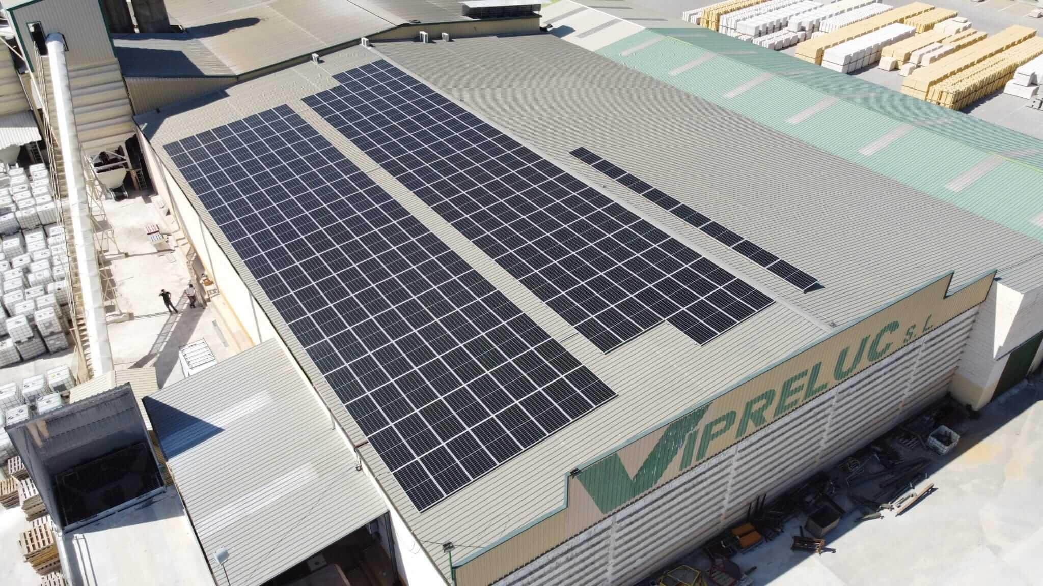 VIPRELUC (+118,8 kWp)